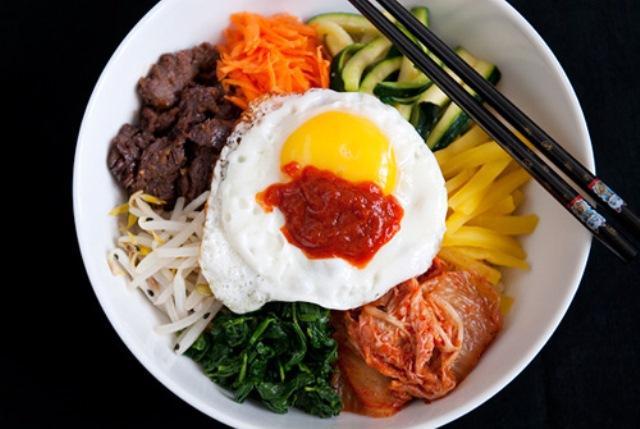 Những món ăn tiêu biểu trong ẩm thực Hàn Quốc