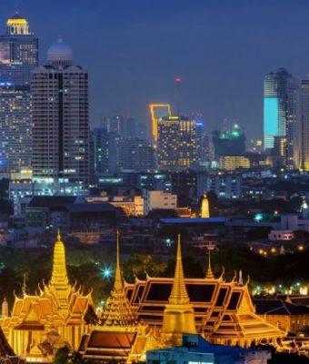Bangkok, Thai lan