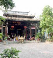 đền thiên hậu hưng yên