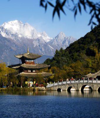 thành cổ Lệ Giang, Trung Quốc