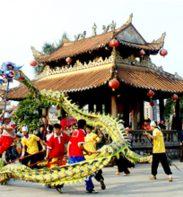 hội chùa keo