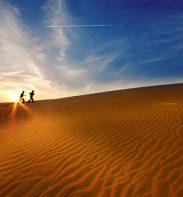 white sand dune mũi né