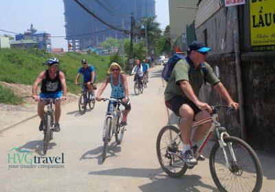 Đạp xe về miền đất cổ Bắc Ninh