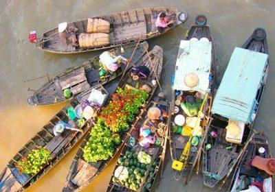 Miền Tây miệt vườn Mekong 6 ngày