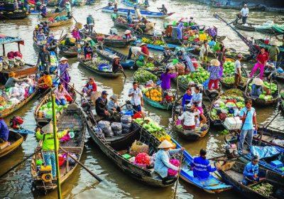 Miền Tây: TP. Hồ Chí Minh – Tiền Giang – Mỹ Tho – Cần Thơ – Củ Chi 4 ngày