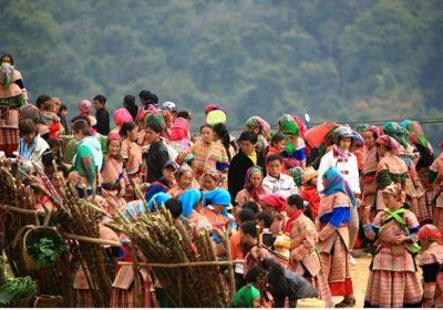 Chợ tình trên cao nguyên Mộc Châu, Sơn La