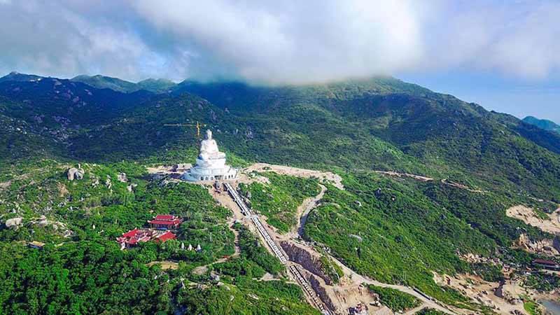 chùa ông núi quy nhơn