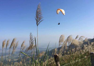 Đồi nhảy dù 833 – Trải nghiệm dù lượn ngay gần Hà Nội