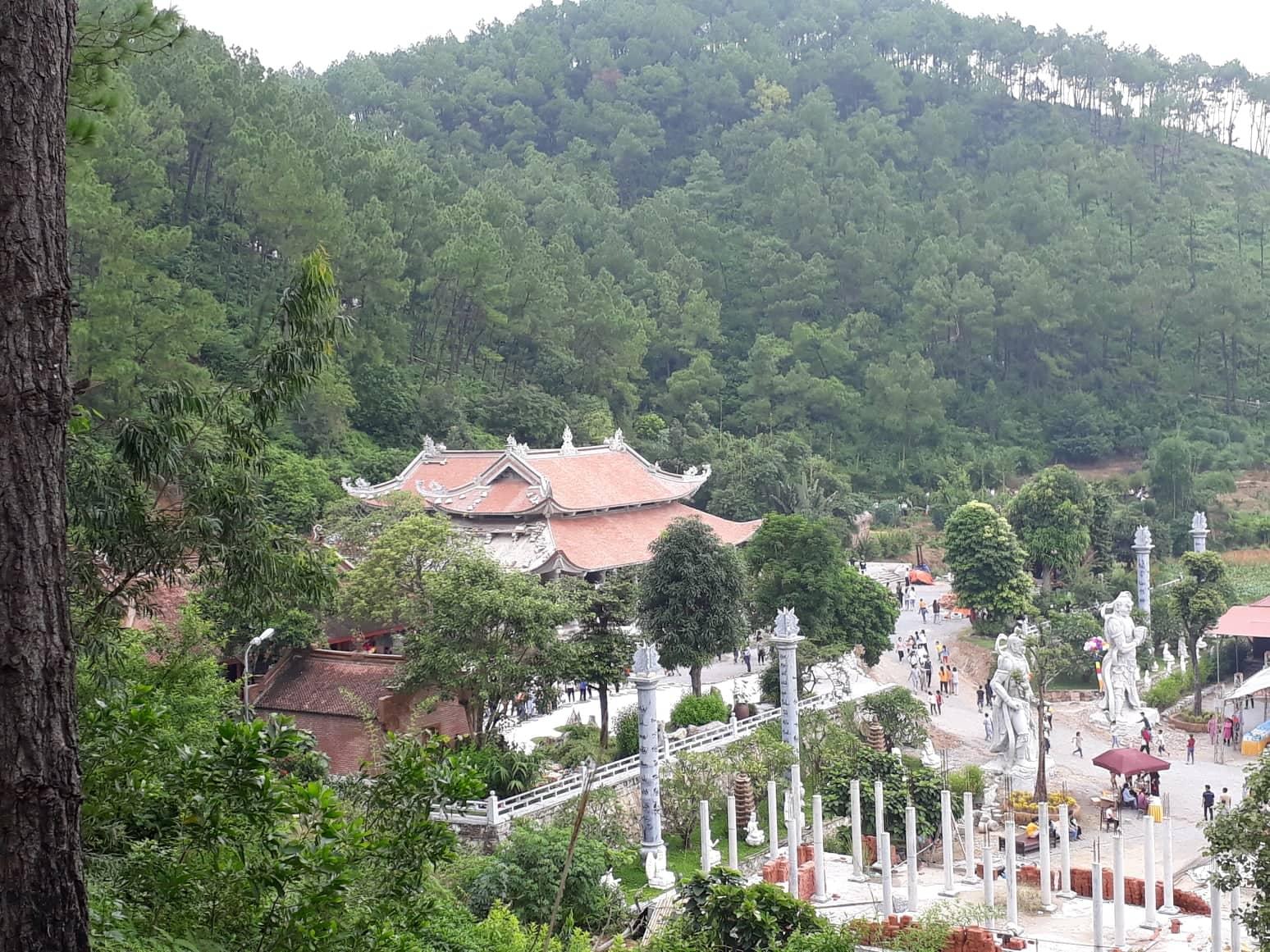 chùa địa tạng phi lai