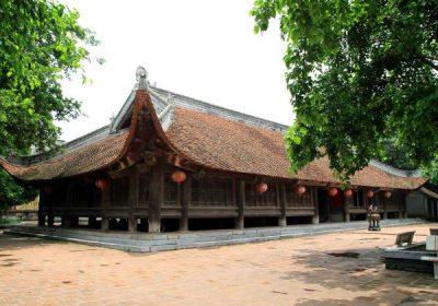 Bắc Ninh: Đền Bà Chúa Kho – Chùa Phật Tích – Đình Bảng 1 ngày