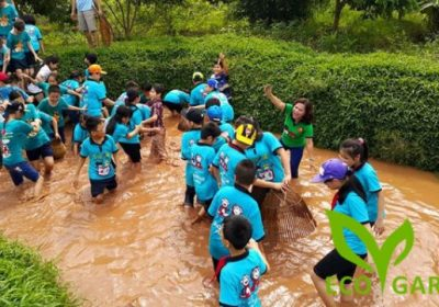 Trang trại giáo dục Eco garden Thái Dương 1 ngày