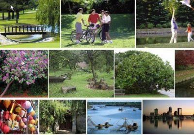 Du lịch Hà Nội – Khu đô thị Ecopark 1 ngày