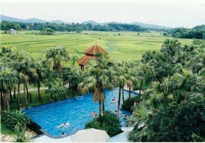 Du lịch Hà Nội – Family Resort 1 ngày