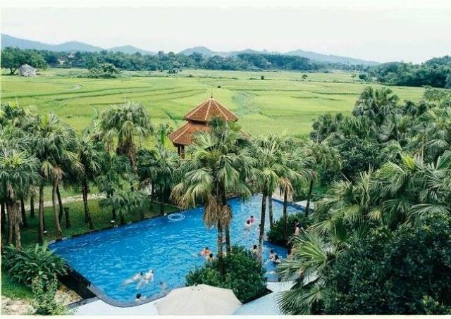 Tour Du Lịch Family Resort Hanoi 1 Ngay Tour Family Resort Cuối Tuần