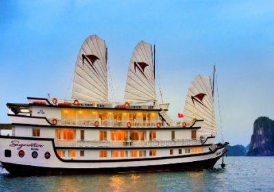 Du thuyền Hạ Long – Yên Tử 3 ngày 2 đêm