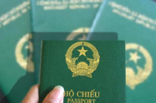 Visa – Hộ chiếu