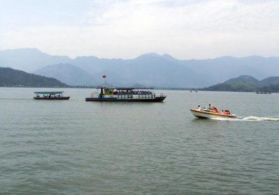 Du lịch Hồ Núi Cốc 1 ngày