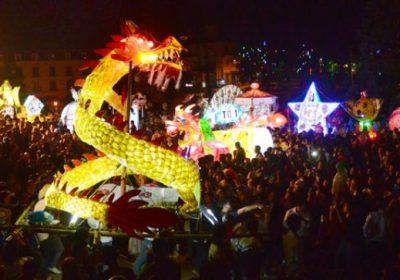 Sa Pa tổ chức Lễ hội Hoa đăng dịp Tết Trung thu
