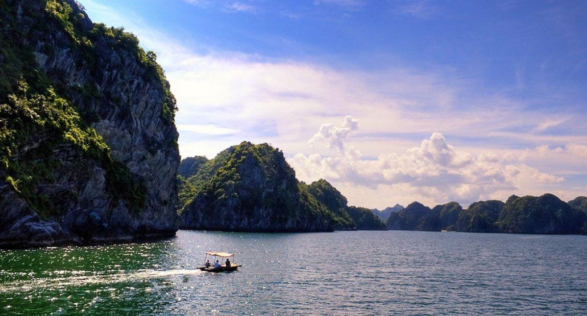 Cát Bà - Vịnh Lan Hạ hè 2017 -3 ngày - 2,950,000đ
