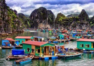 Du lịch trải nghiệm làng chài Hạ Long