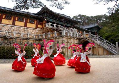 Hàn Quốc: Seoul – Everland – Đảo Nami