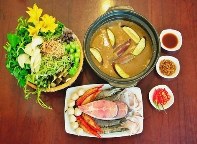 Món ngon miền Tây Nam Bộ