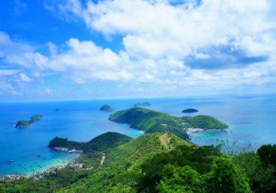 Du lịch đảo Nam Du 2 ngày 2 đêm