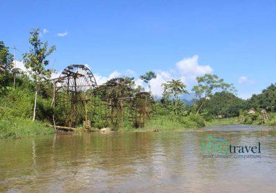 Vẻ đẹp nguyên sơ núi rừng Pù Luông