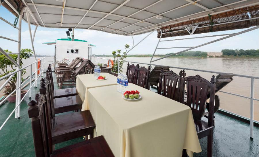 Tour du lịch sông Hồng 1 ngày - Du thuyền sông Hồng Hà Nội