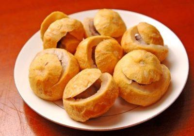 Những món ăn vặt gợi nhớ mùa thu Hà Nội