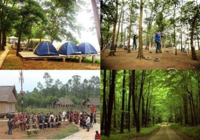 Làng văn hóa – Sơn Tinh Camp 1 ngày