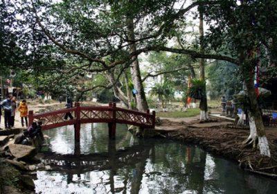 Suối Cá Thần – Thành Nhà Hồ – Đền Sòng 1 Ngày