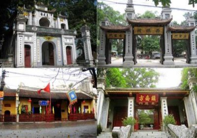 Du lịch Hà Nội – Thăng Long Tứ Trấn 1 ngày