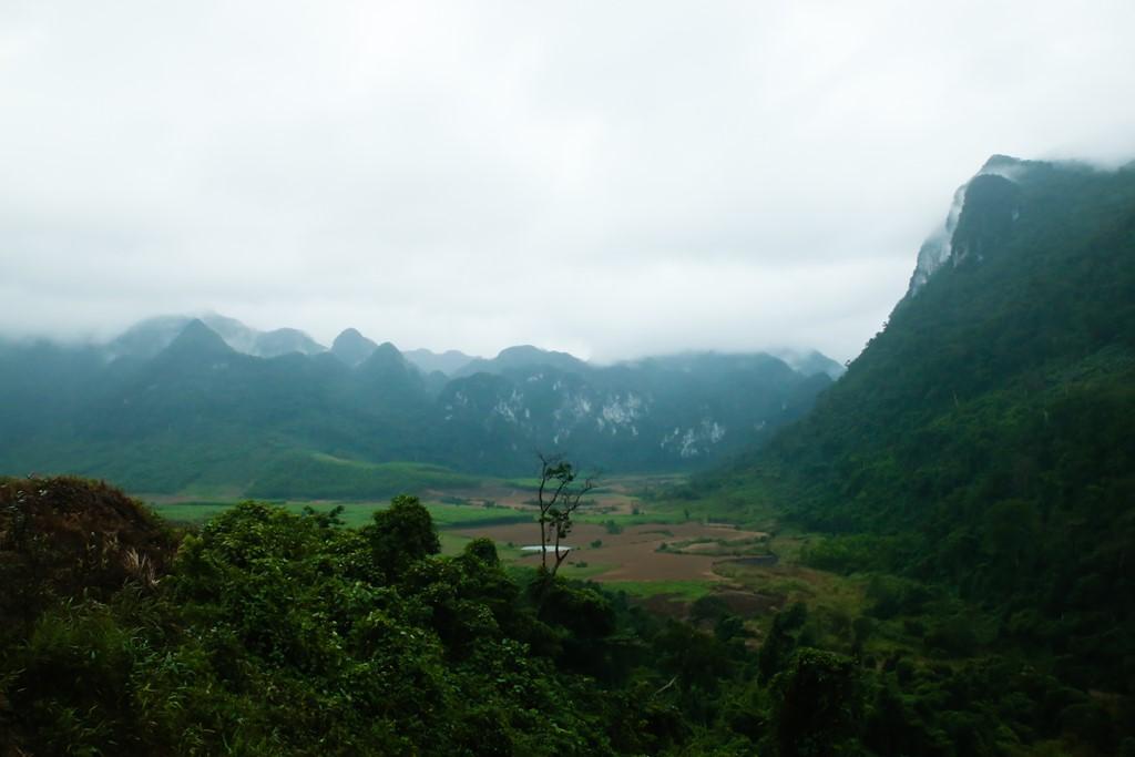 thung lũng chà nòi