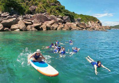 Tour Du lịch Đảo Ngọc Đà Nẵng (Hòn Sơn Chà)