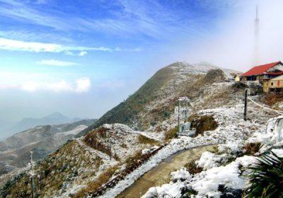 Kinh nghiệm du lịch Mẫu Sơn mùa băng tuyết